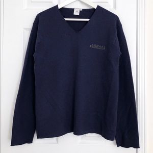 Men's Armani Exchange wool sweater